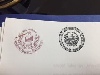 emblema notariado
